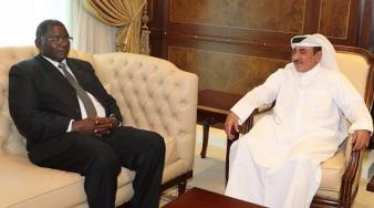 سعادة وزير المواصلات والاتصالات يجتمع مع رئيس المؤتمر العام لمنظمة اليونسكو